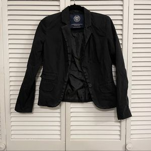 American Eagle Blazer - Black
